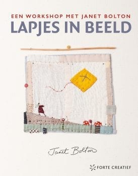 Janet Bolton - lapjes in beeld